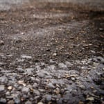 Stage 5 Asphalt Deterioration